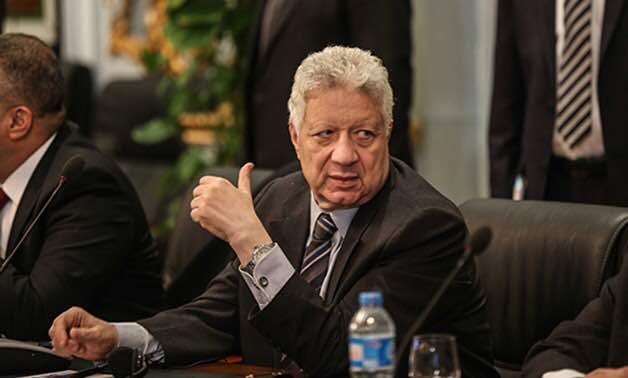 Zamalek President fine players $5000 for losing CAF Champions League game