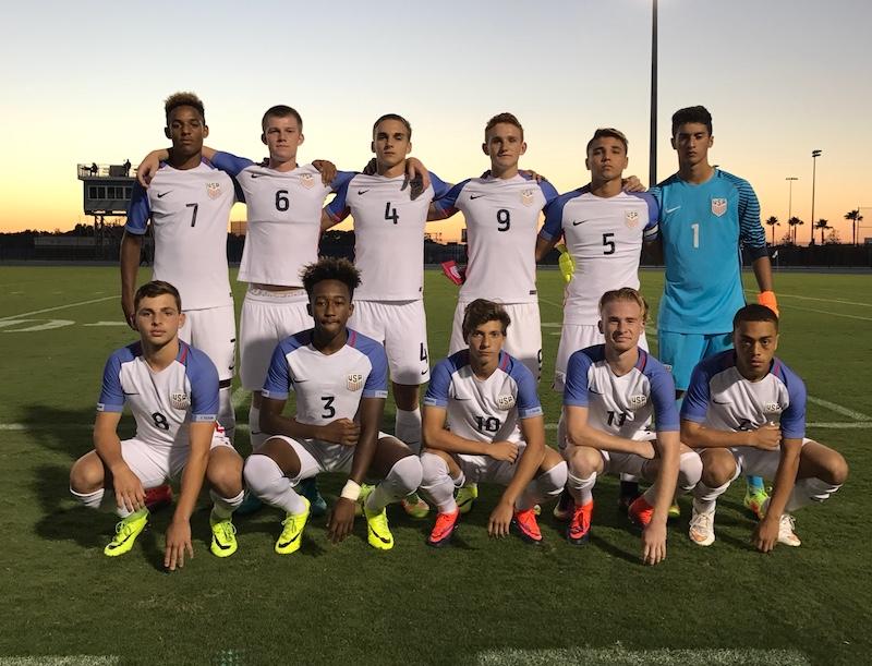 U.S U-17 coach John Hackworth elated with Ghana, India and ...
