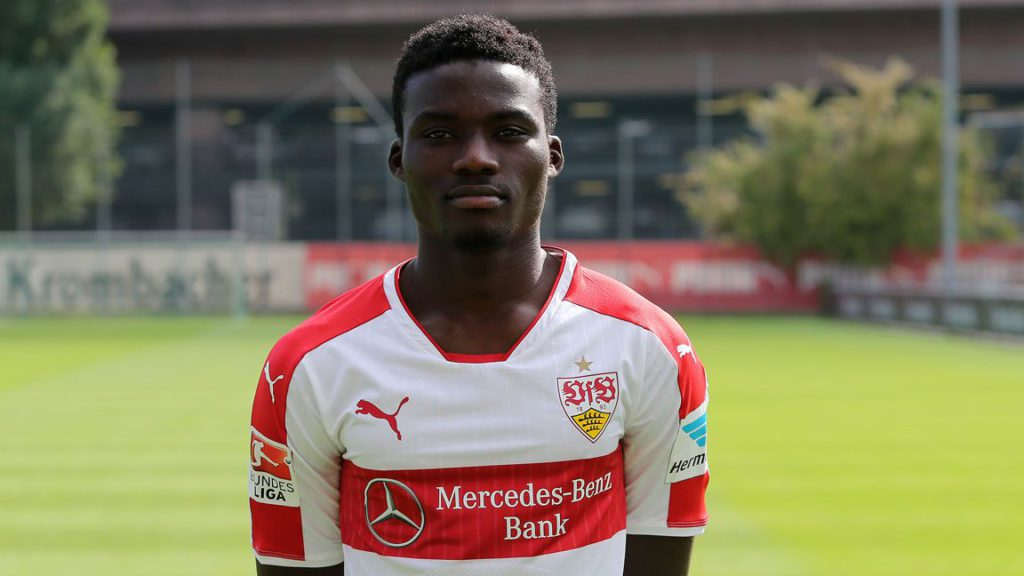 Ghanaian youngster Hans Nunoo Sarpei set to complete loan move to Venlo in coming days