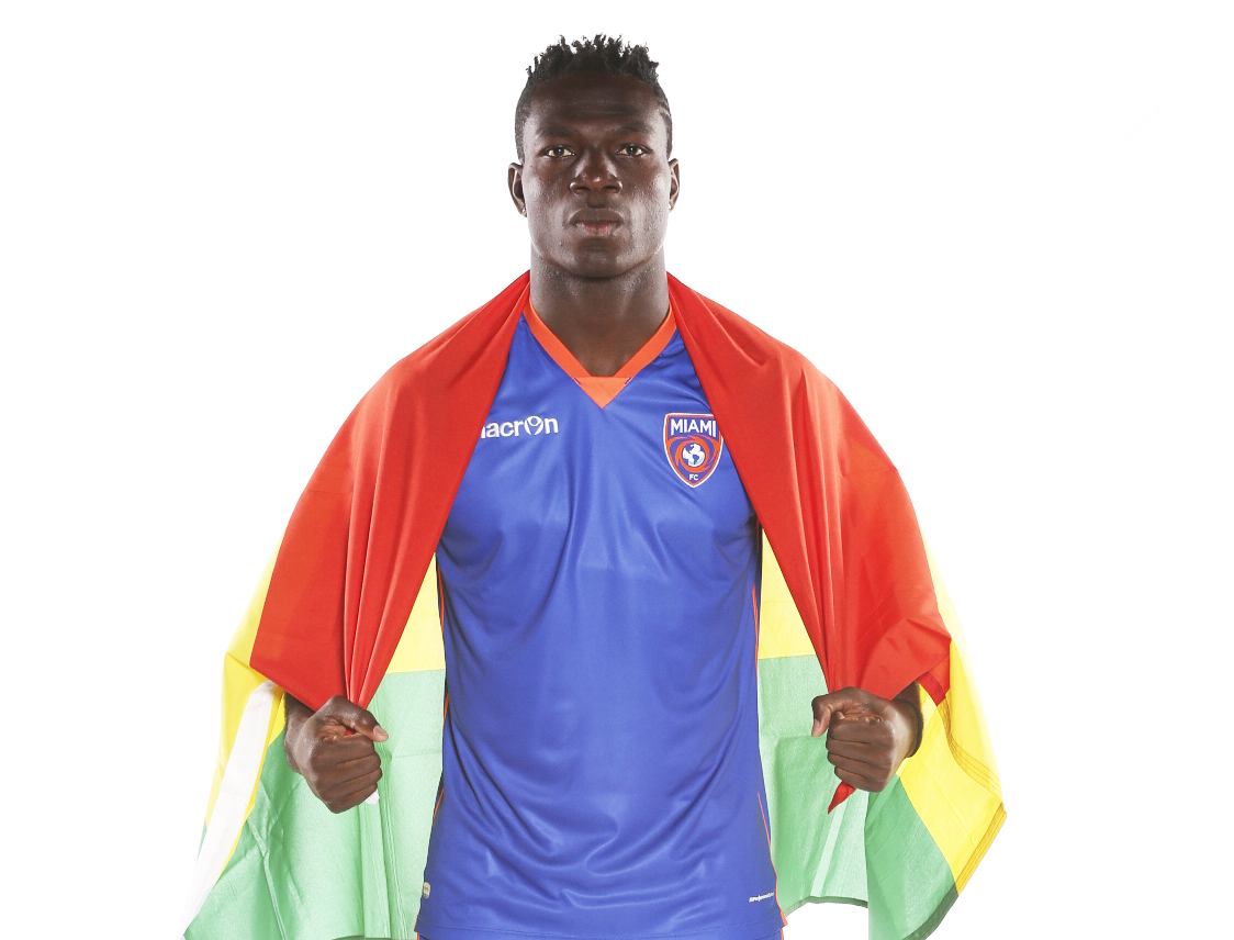 US-based striker Kwadwo Poku invited for Ghana World Cup qualifiers against Congo