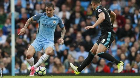 Aleksandar Kolarov: Man City will let full-back leave club to join Roma