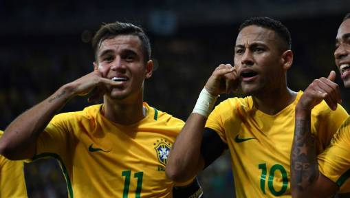 Barcelona Set to Improve Bid for Liverpool's Philippe Coutinho Amid Neymar Release Clause Saga