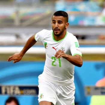 AS ROMA raise their bid for MAHREZ
