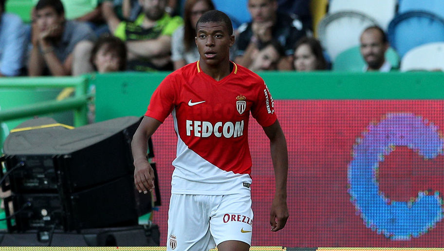 Monaco Name Their Huge Price for Teen Sensation Kylian Mbappe as Real Madrid Wait in the Wings