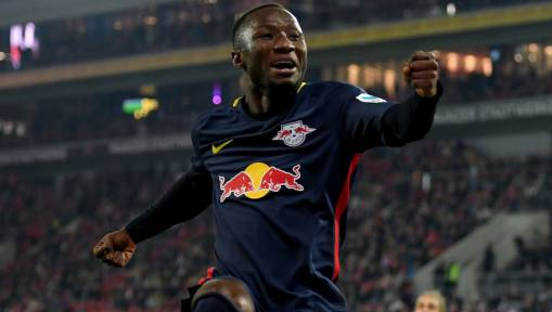 Red Bull Leipzig Rule Out Selling £67m-Rated Liverpool Target Naby Keita in the Summer