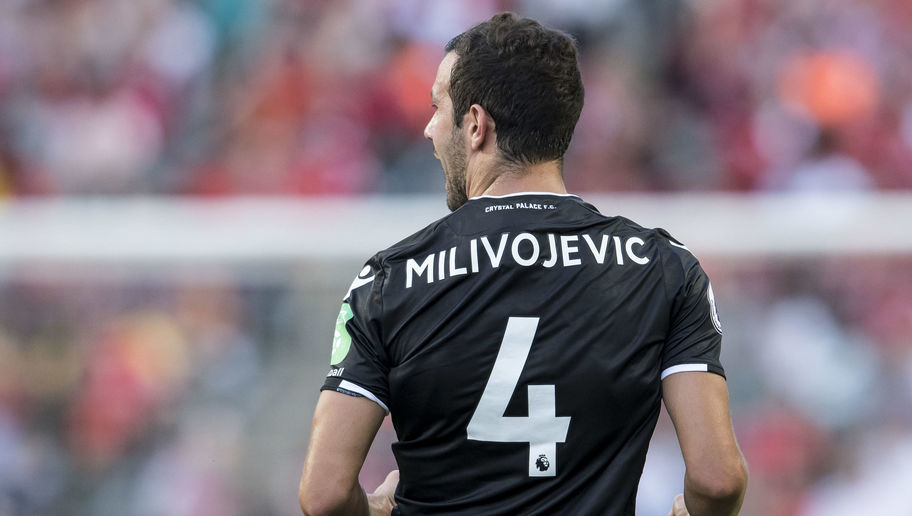 Luka Milivojevic Uneasy Playing Centre-Back for Palace But Insists He Will Do it for the Team