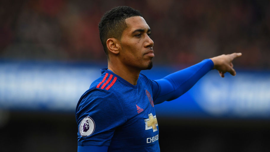 West Brom Set to Challenge Rivals in Race for £10m-Rated Man Utd Defender Chris Smalling