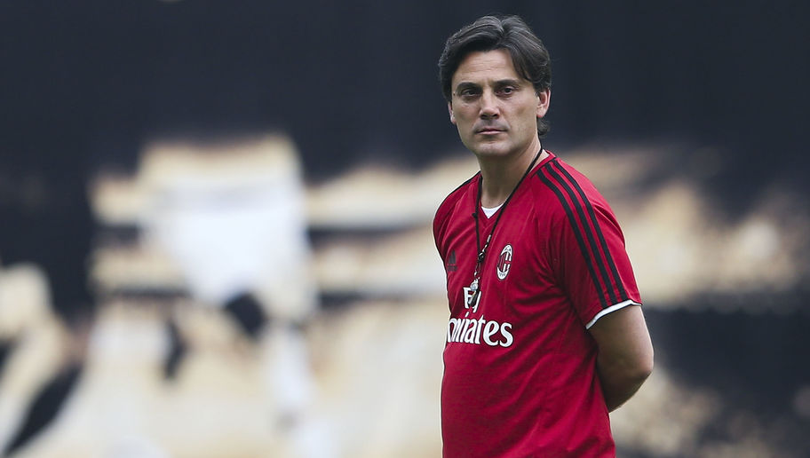 AC Milan Boss Vincenzo Montella Outlines Final Targets After Hectic 'Summer of Dreams'