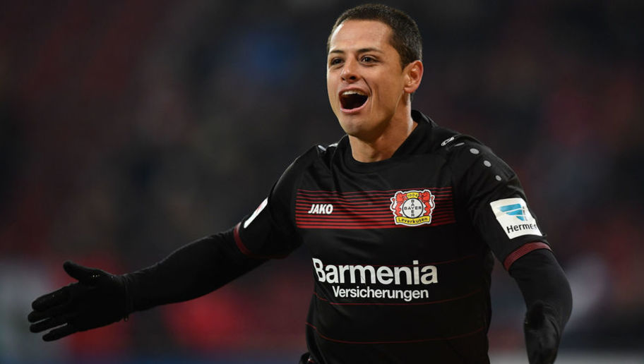 West Ham Announce Signing of Mexico Striker Javier 'Chicharito' Hernandez on 3-Year Deal