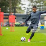 VIDEO: Jordan Ayew training alone to boost fitness for 2019 Africa Cup of Nations