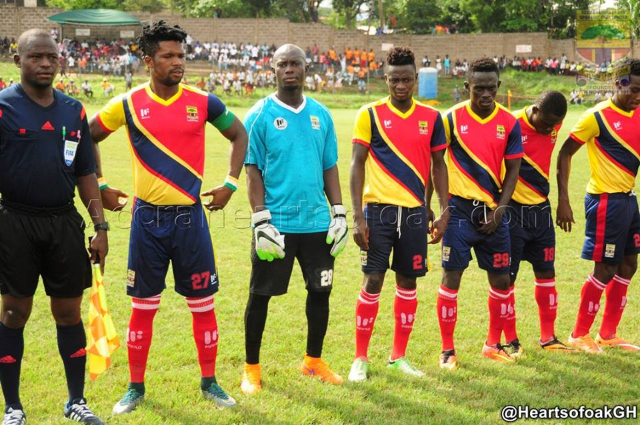 The Blind Pass: A weeky feature on the Ghana Premier League - The Squeaky Bumpy Stretch