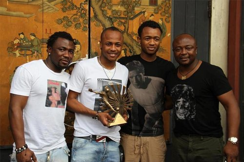 Abedi Pele: I feel proud watching my children play football