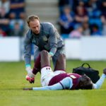 Aston Villa winger Albert Adomah facing two weeks layoff after pre season friendly injury