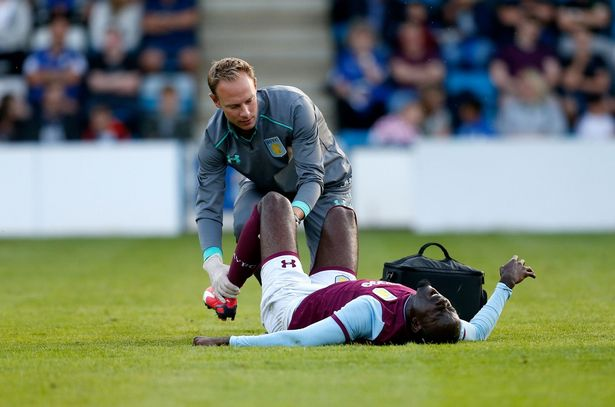 Aston Villa boss Steve Bruce rues star man Albert Adomah's absence after defeat at Fulham