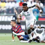 Photos: Black Stars suffer friendly defeat to USA in Connecticut