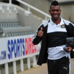 Christian Astu part of Newcastle United pre-season tour of Ireland