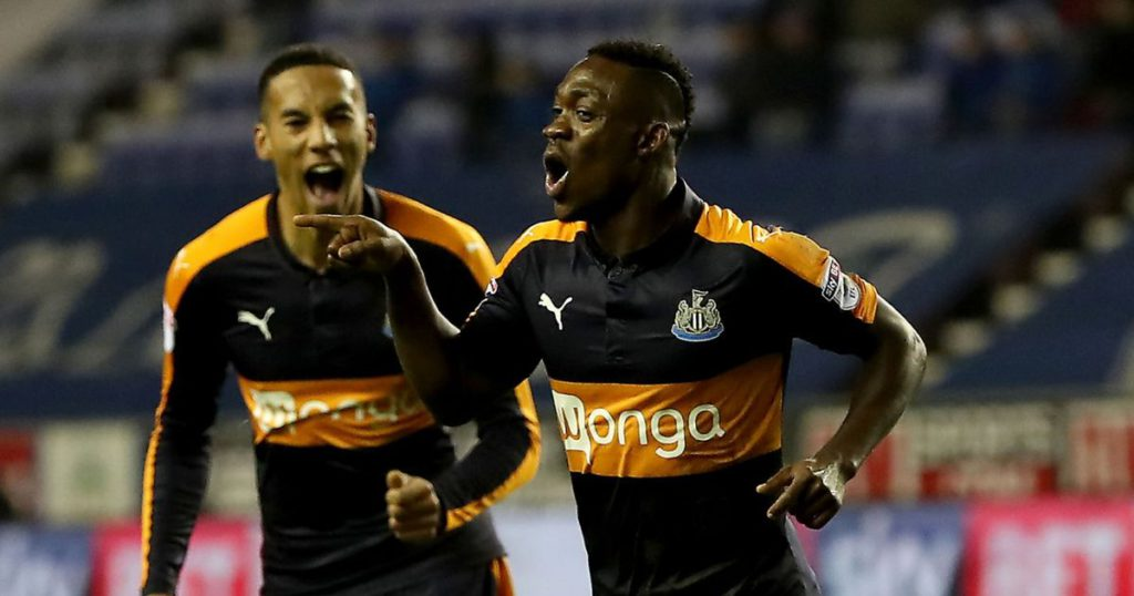 Newcastle winger Christian Atsu geared up for English Premier League start