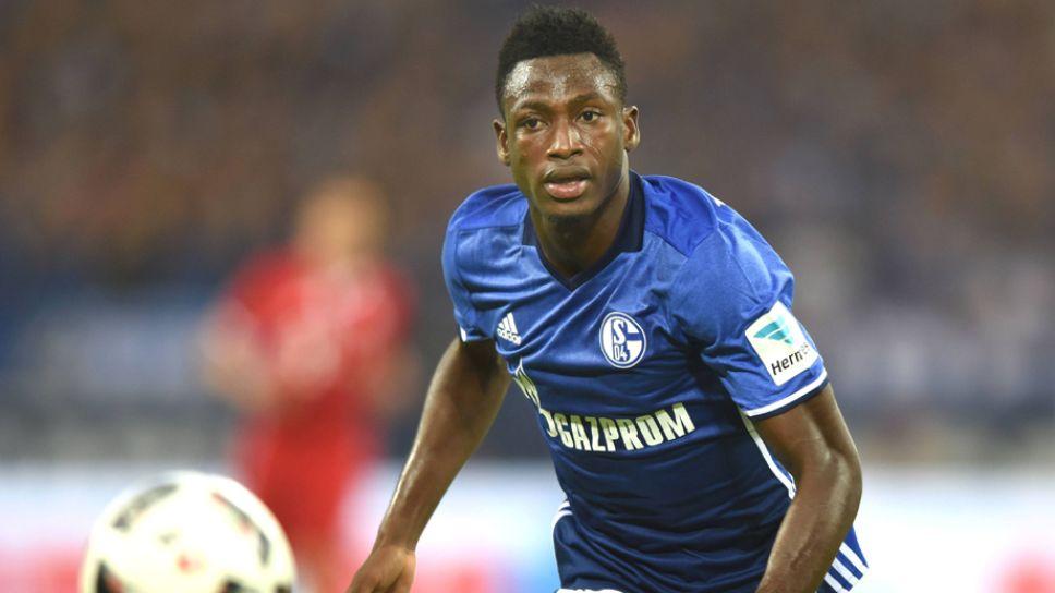 Baba Rahman makes impressive return as Schalke seal Champions League round of 16 qualification