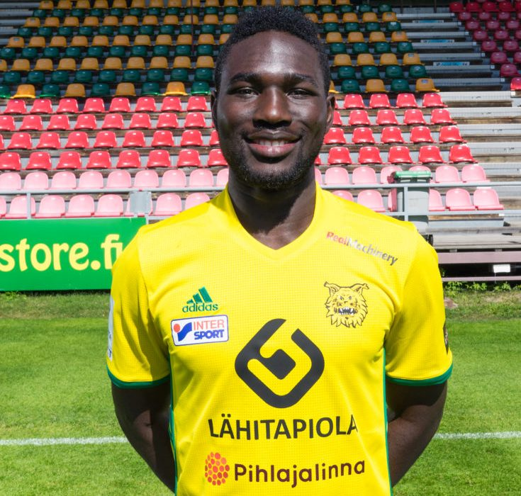 OFFICIAL: Inter Allies sell defender Baba Mensah to Finnish side Ilves