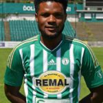 PHOTOS: Ghana youth striker Benjamin Tetteh joins Czech side  Bohemians 1905