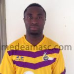 EXCLUSIVE: Medeama striker Bernard Ofori lands in Lusaka to seal Zanaco deal