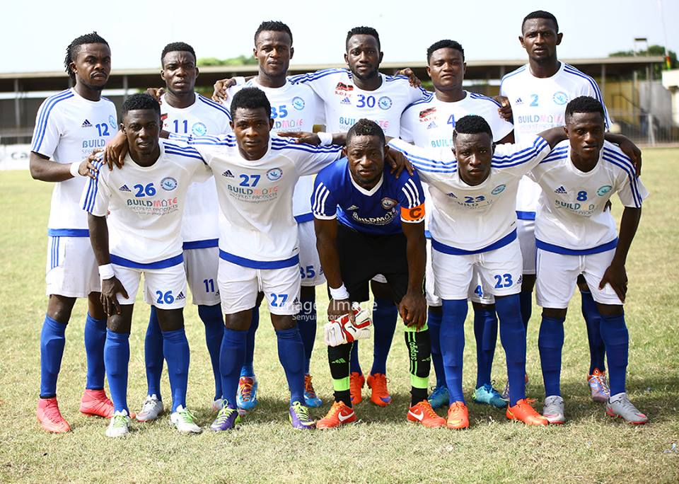 Berekum Chelsea players undergo medicals to kick-start pre-season