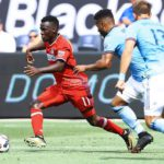 David Accam's goal not enough as Chicago Fire suffer first MLS defeat since April