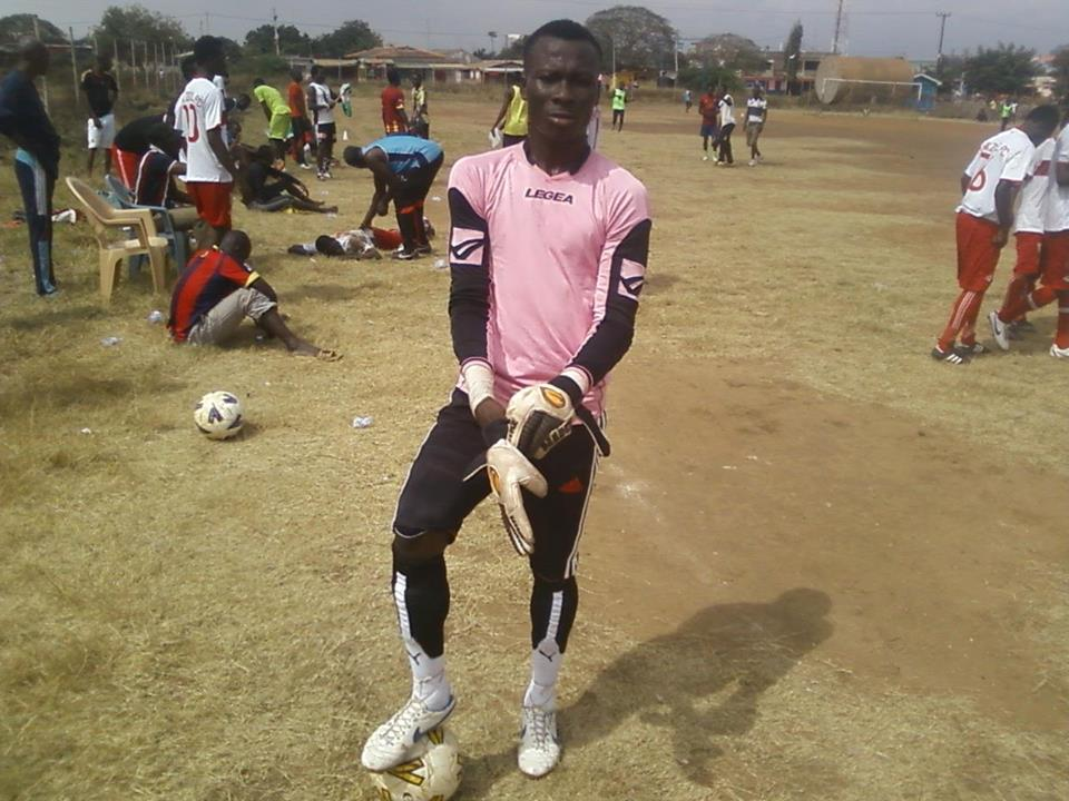 VIDEO: Danbort FC goalkeeper Prosper Gbeko facing Ghana FA rap after punching female referee