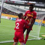 VIDEO: Duo Godsway Donyoh and Ernest Asante scored to destroy FC Copenhagen in Denmark