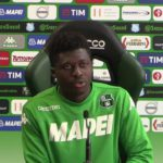 Alfred Duncan hopes Sassuolo can conciliate their fans with win against Frosinone after Fiorentina capitulation