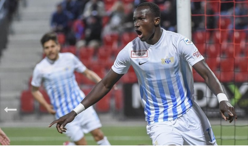 VIDEO: Raphael Dwamena scores stupendous goal in FC Zurich away win