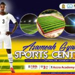 Ghana skipper Asamoah Gyan to outdoor modern AstroTurf today