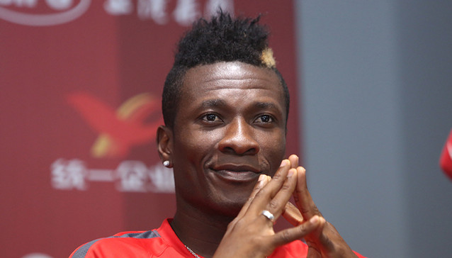 VIDEO: Free scoring Asamoah Gyan registers third preseason goal for Kayserispor