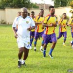 VIDEO: Hearts of Oak return to training on Monday after two-day break