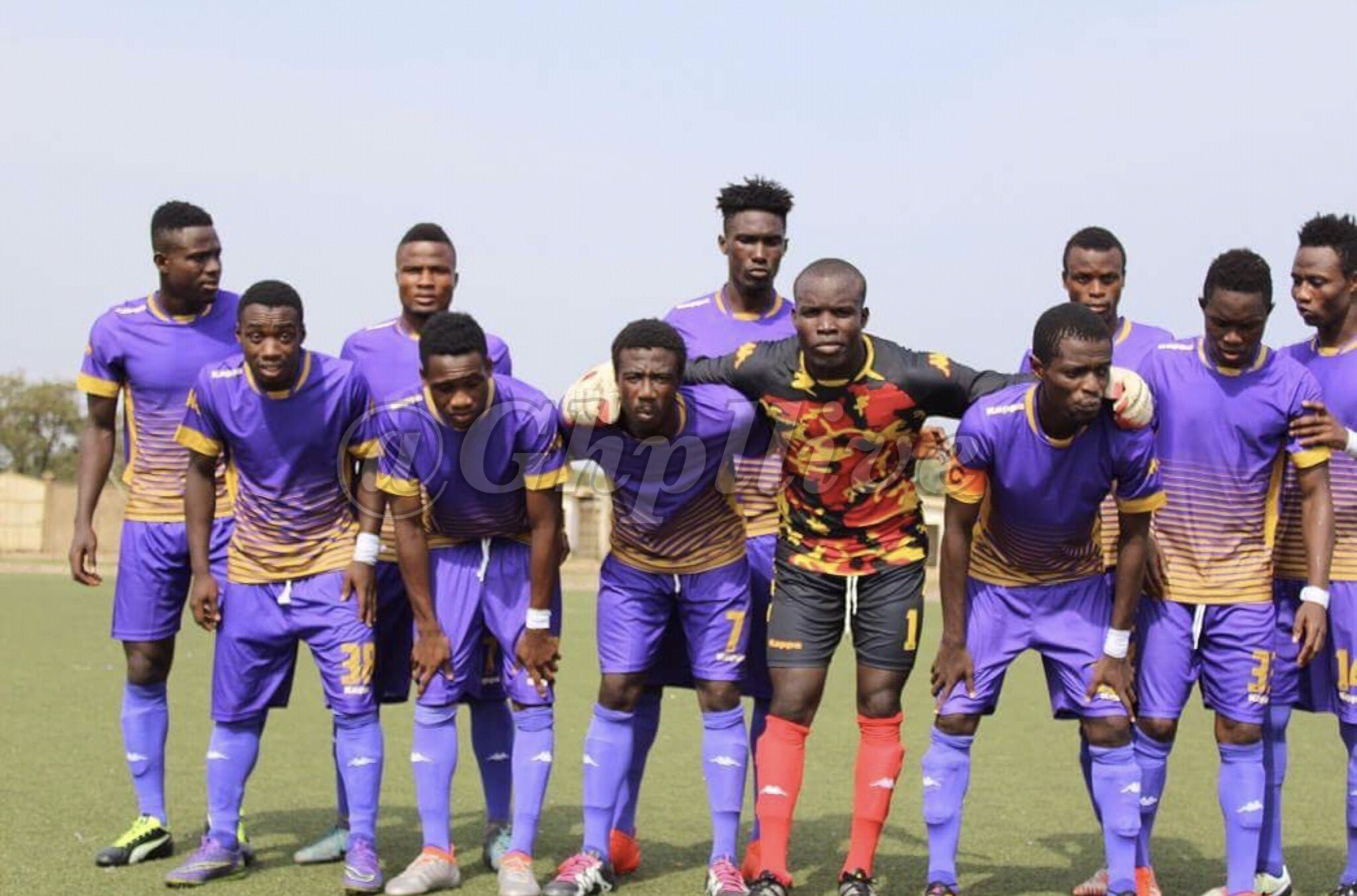 Division One League Zone III: Leaders Uncle T United suffer chastening 3-1 defeat at Tema Youth