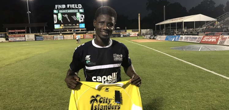 Ghanaian duo Abass Mohammed and Ropapa Mensah inspire Harrisburg City win over Richmond Kickers in USL