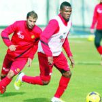Video: Defender Jerry Akaminko intensifies work in pre season with Eskişehirspor‏