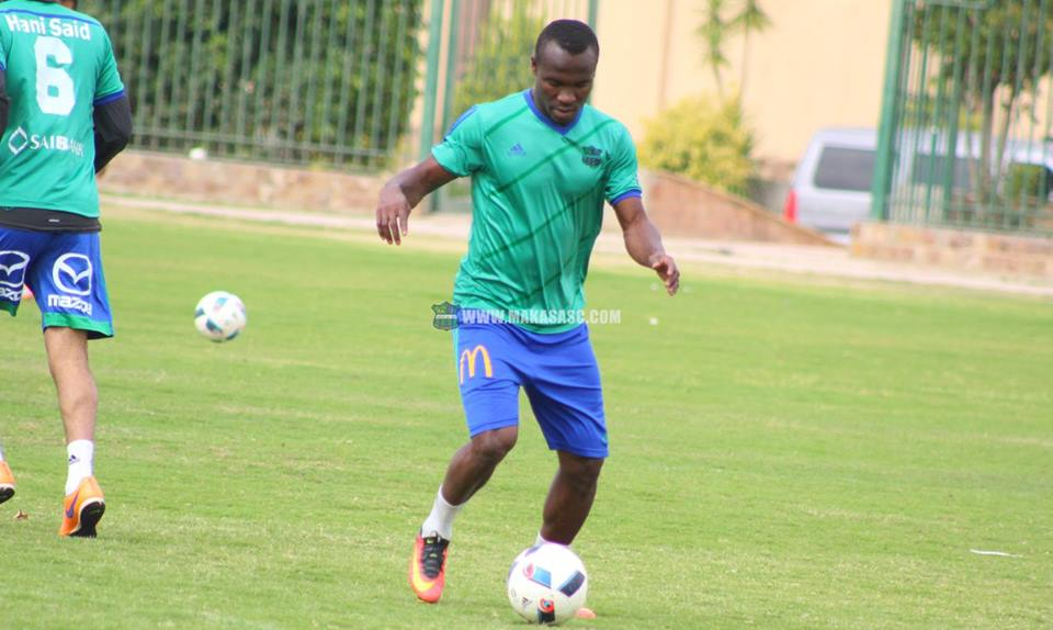Egypt-based striker John Antwi handed debut Black Stars call-up- reports