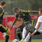 Ghana trio star for Columbus Crew in friendly win over German side Eintracht Frankfurt