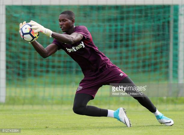 Ghanaian shot-stopper Joseph Annang nears West Ham switch