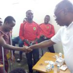VIDEO: Ex-Kotoko Executive Chairman Dr KK Sarpong addresses media after visiting injured players