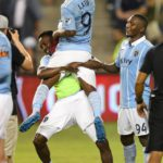 Ghanaian international Latif Blessing hits a brace in Sporting KC 3-0 win over Dallas in US Open Gold Cup