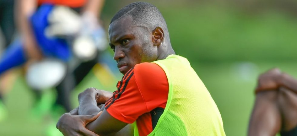 Alhassan Wakaso and Majeed Waris continue to train away from Lorient's first team