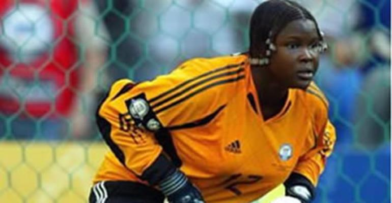 Legend Mamunatu Sulemana named Black Maidens goalkeepers trainer