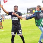 VIDEO: Joseph Mensah's wonderful goal for FC Horsen in Danish top flight