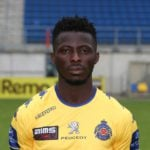VIDEO: Nana Ampomah downcast despite scoring and providing assist in Waasland draw