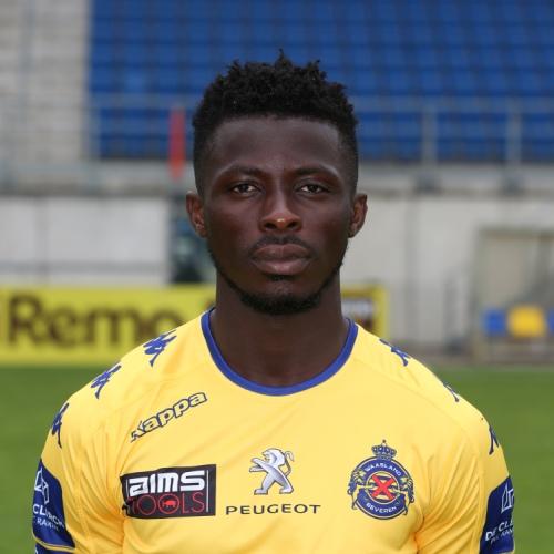 VIDEO: Watch Nana Ampomah's goal for Beveren Waasland in Belgian Jupiler League