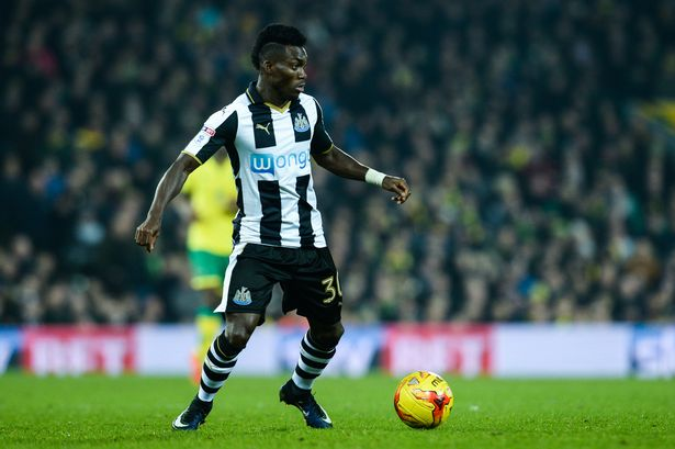 Christian Atsu's Newcastle United put up for sale by owner Mark Ashley