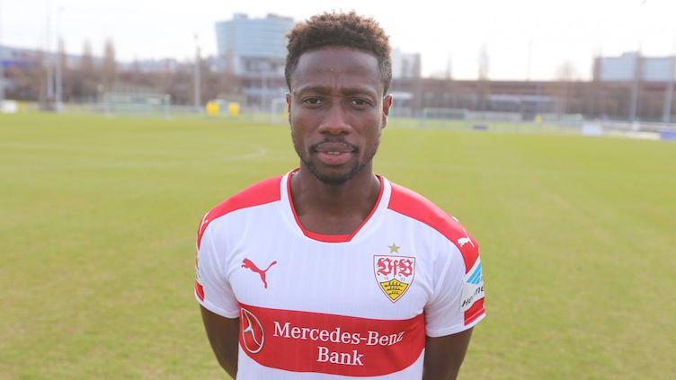 Ghana prodigy Ebenezer Ofori set to play key role for Stuttgart in Bundesliga, included in team photo