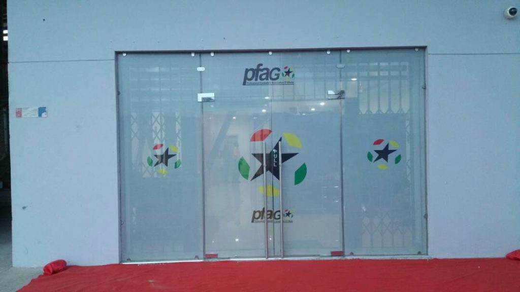 PHOTOS: PFAG opens new office